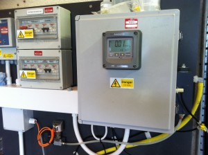 SWW Inlet Monitor