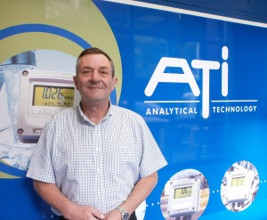 David Lyons, ATi's Quality, Health and Safety and Document Control Coordinator