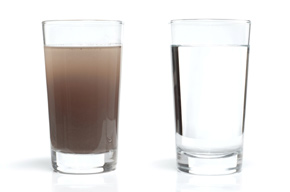 discoloured-tap-water