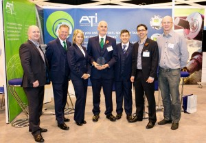 ATi UK Best After Sales Award