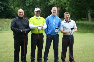 British Water Group Golf 2017